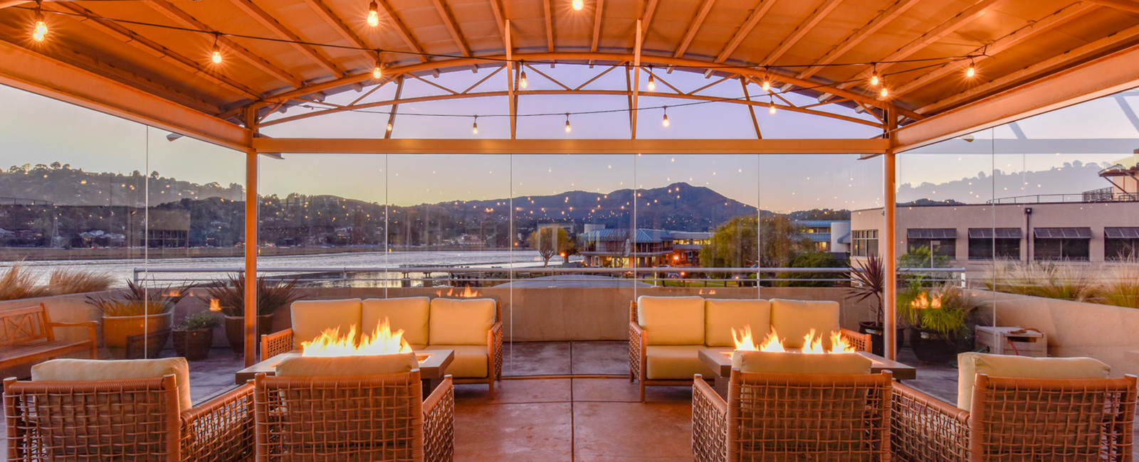 Acqua Hotel | Mill Valley Hotels | Hotel in Mill Valley
